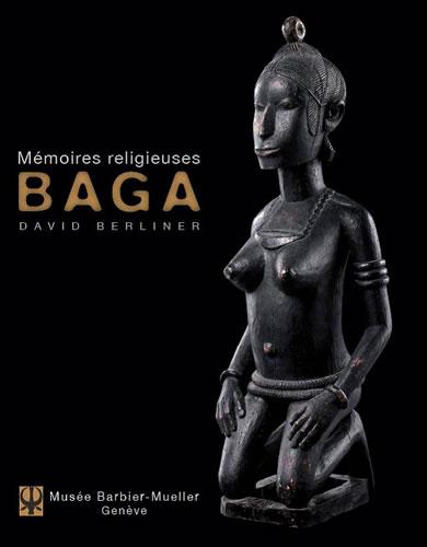 Livre Mémoires religieuses baga