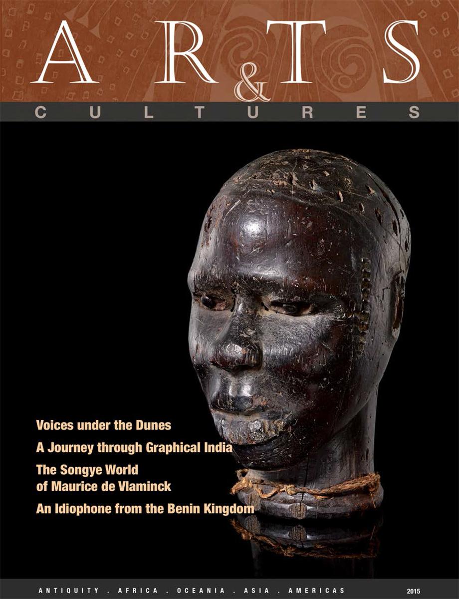 Arts & Cultures 2015 - Edition française