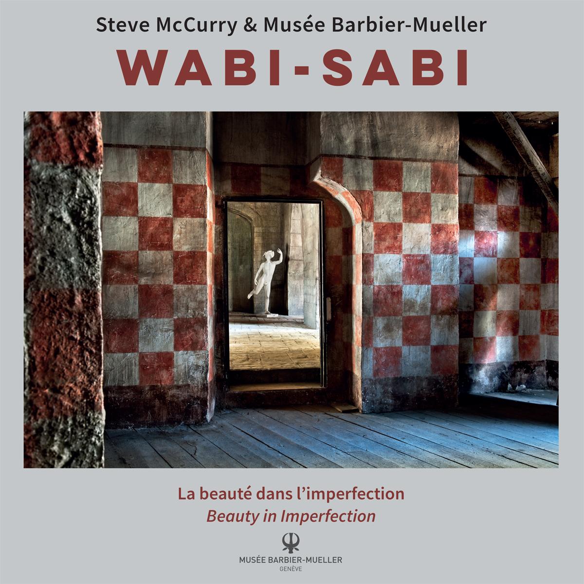 Steve McCurry & Musée Barbier-Mueller Wabi-sabi, la beauté dans l'imperfection