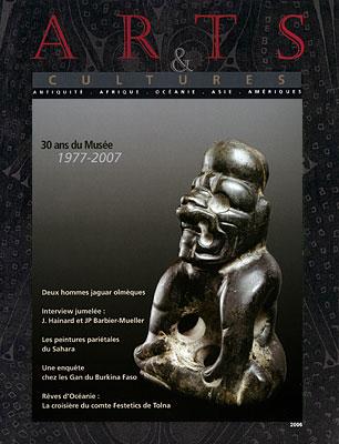 Livre Arts & Cultures 2007