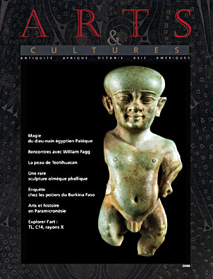 Magazine Arts & Cultures 2008-english edition