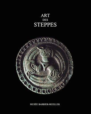 Livre Art des Steppes