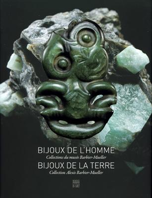 Book Bijoux de l'Homme Bijoux de la Terre
