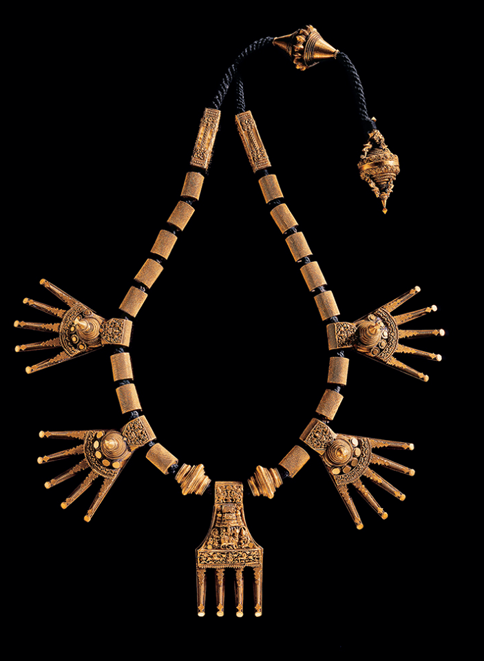 Marriage necklace kali thiru