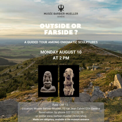 Guided Tour August 10th