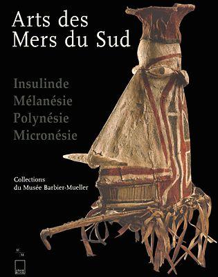 Couverture livre Arts des Mers du Sud