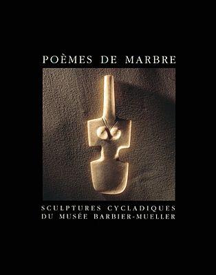 Livre Poème de marbre - Epuisé